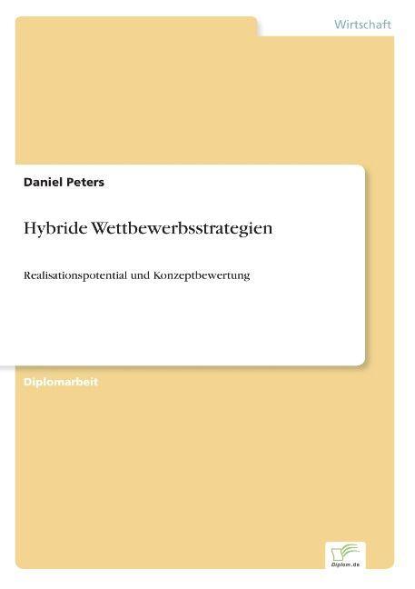 Hybride Wettbewerbsstrategien als Buch (gebunden)