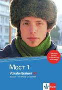 Moct 1. Vokabeltrainer A2. Überarbeitete Ausgabe. Heft + CD/MP3 + CD-ROM