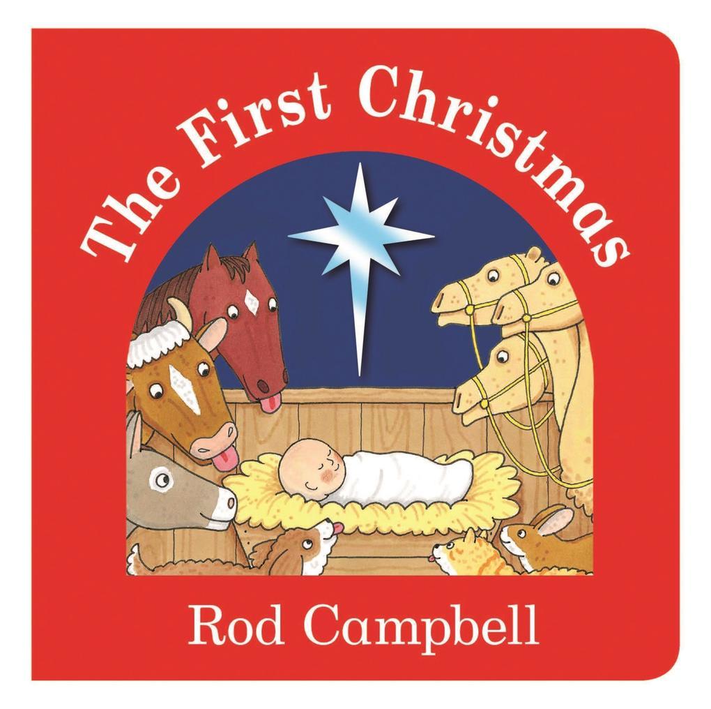 The First Christmas als Buch (kartoniert)