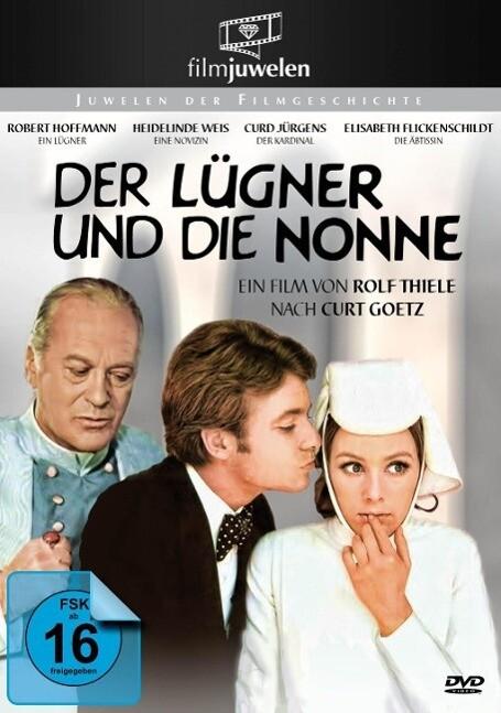 Der Lügner und die Nonne (Filmjuwelen) als DVD