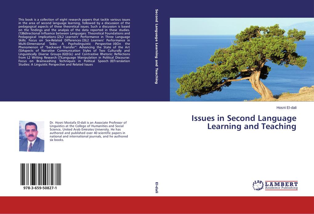 Issues in Second Language Learning and Teaching als Buch (gebunden)