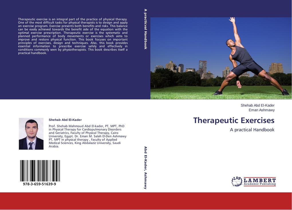 Therapeutic Exercises als Buch (gebunden)