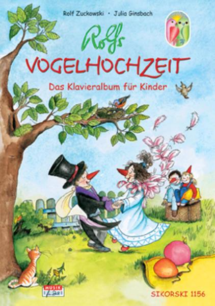Rolfs Vogelhochzeit als Buch