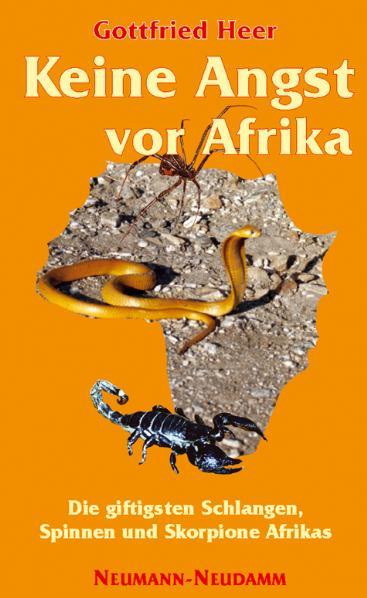 Keine Angst vor Afrika als Buch