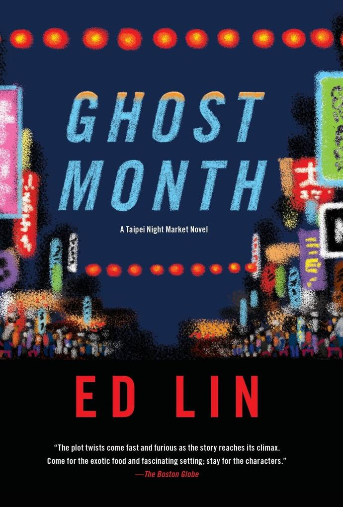 Ghost Month als eBook epub