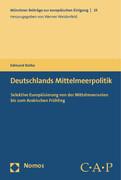 Deutschlands Mittelmeerpolitik
