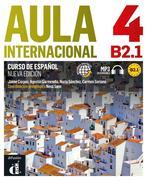 Aula internacional 4. Libro del alumno + Audio-CD (mp3). Nueva edición (B2.1)