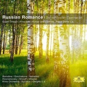 Russian Romance-Die Schönsten Opernarien