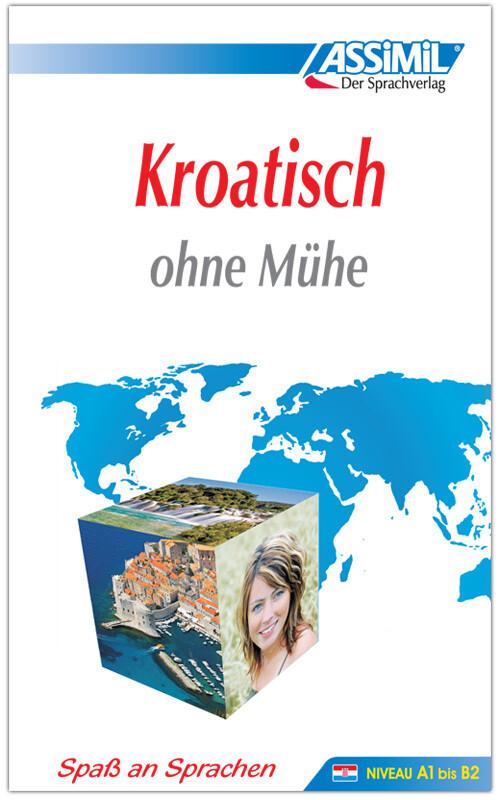Assimil Kroatisch ohne Mühe als Buch (gebunden)