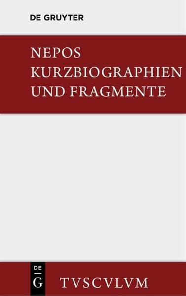 Kurzbiographien und Fragmente als Buch (gebunden)