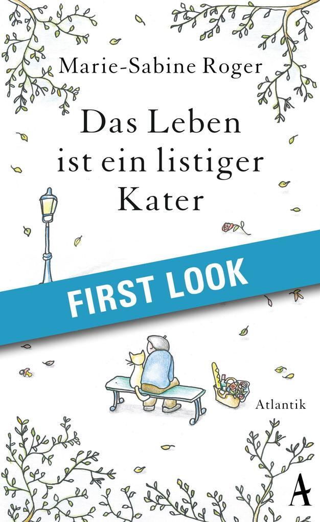 XXL-Leseprobe: Roger - Das Leben ist ein listiger Kater als eBook epub