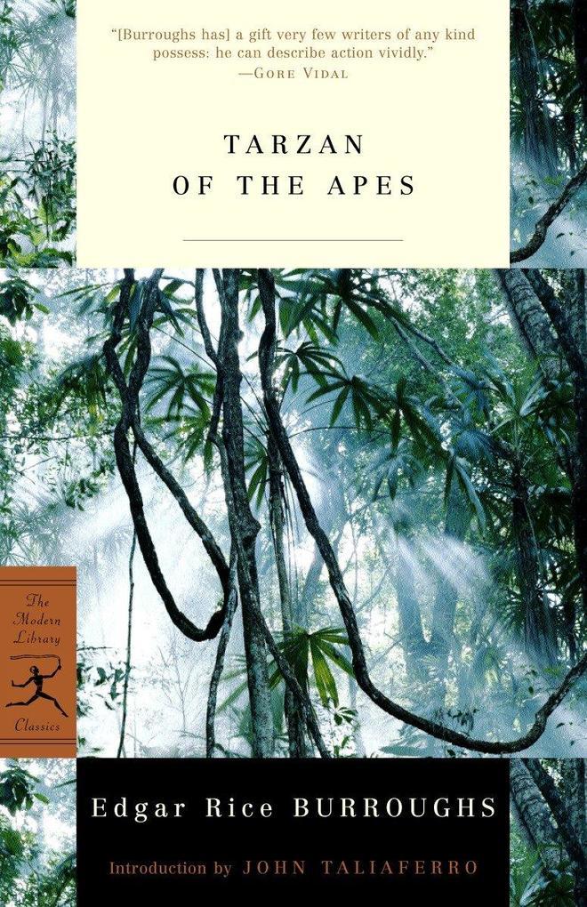 Tarzan of the Apes: A Tarzan Novel als Taschenbuch