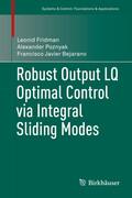 Robust Ouput LQ Optimal Control via Integral Sliding Modes