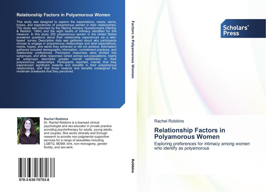 Relationship Factors in Polyamorous Women als Buch (gebunden)