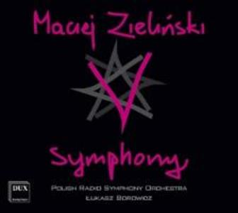 V Symphony als CD