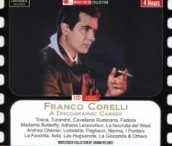 Franco Corelli-Diskographie einer Karriere als CD