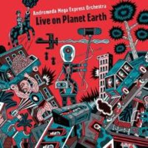 Live On Planet Earth als CD