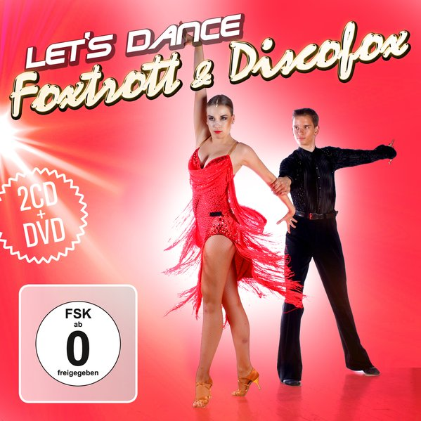 Foxtrott & Discofox-Let´s Dance.2CD & DVD