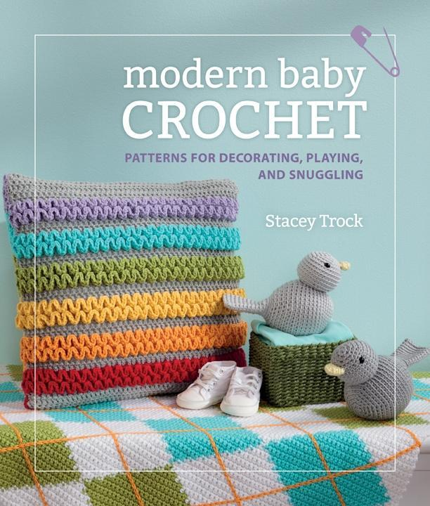 Modern Baby Crochet als eBook Download von Stac...
