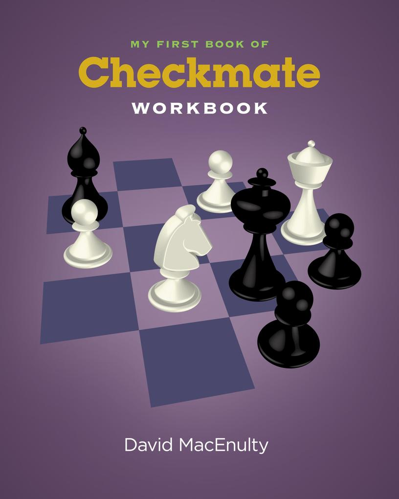 My First Book of Checkmate Workbook als eBook epub