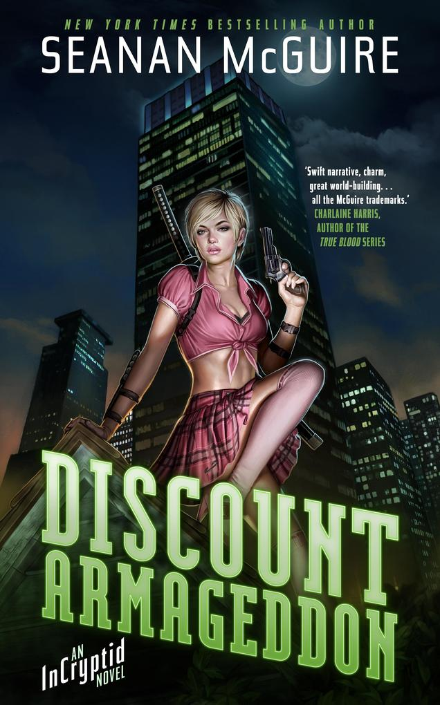 Discount Armageddon als eBook Download von Sean...