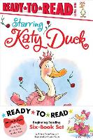 Katy Duck Ready-To-Read Value Pack: Starring Katy Duck; Katy Duck Makes a Friend; Katy Duck Meets the Babysitter; Katy Duck and the Tip-Tip Tap Shoes; als Taschenbuch