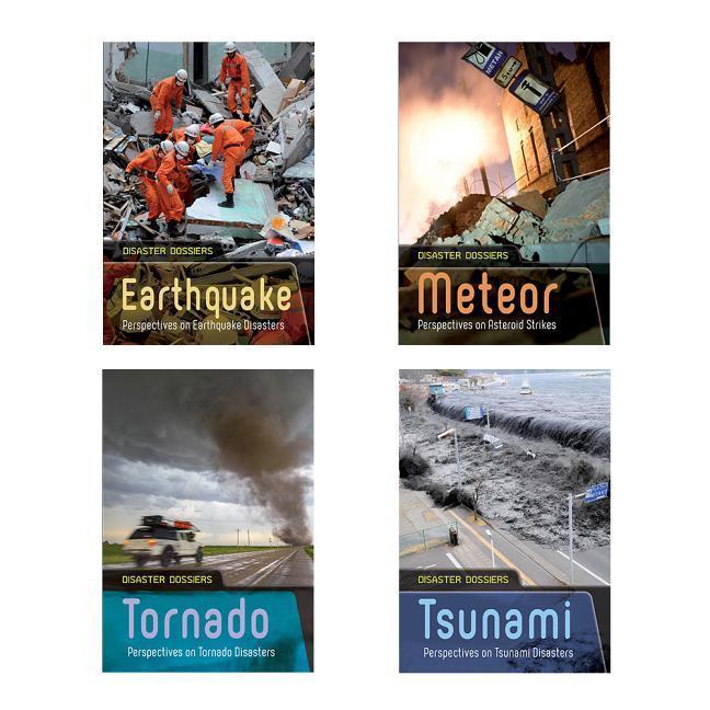 Disaster Dossiers als Buch (gebunden)