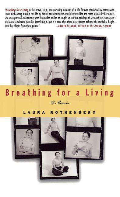 Breathing for a Living: A Memoir als Buch (gebunden)