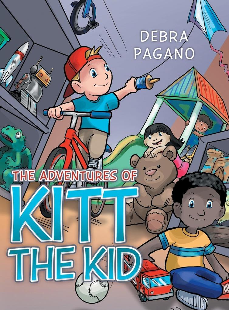 The Adventures of Kitt the Kid als Buch (gebunden)