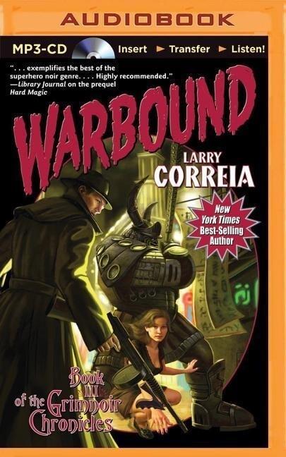 Warbound als Hörbuch CD
