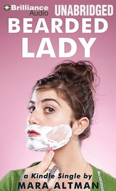 Bearded Lady als Hörbuch CD