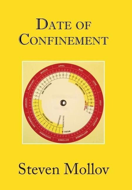 Date of Confinement als Buch (gebunden)