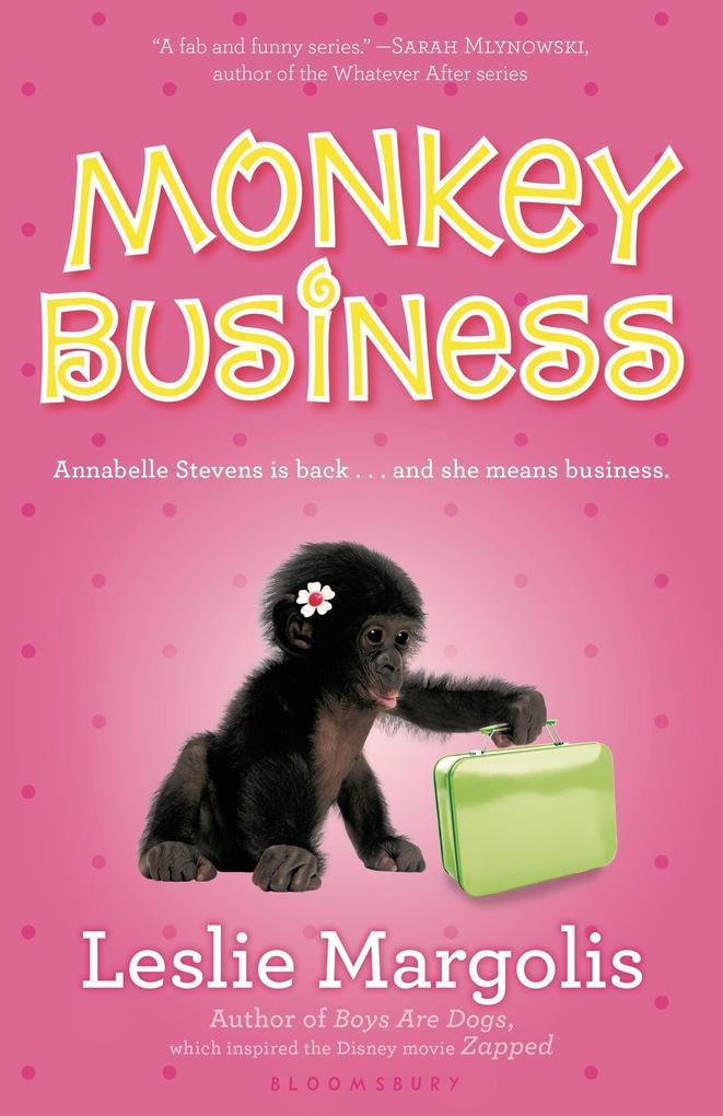 Monkey Business als Buch (gebunden)