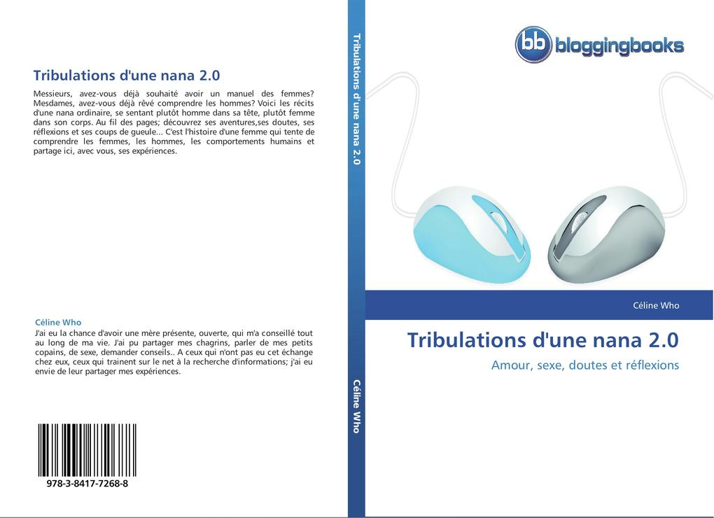 Tribulations d'une nana 2.0 als Buch (gebunden)