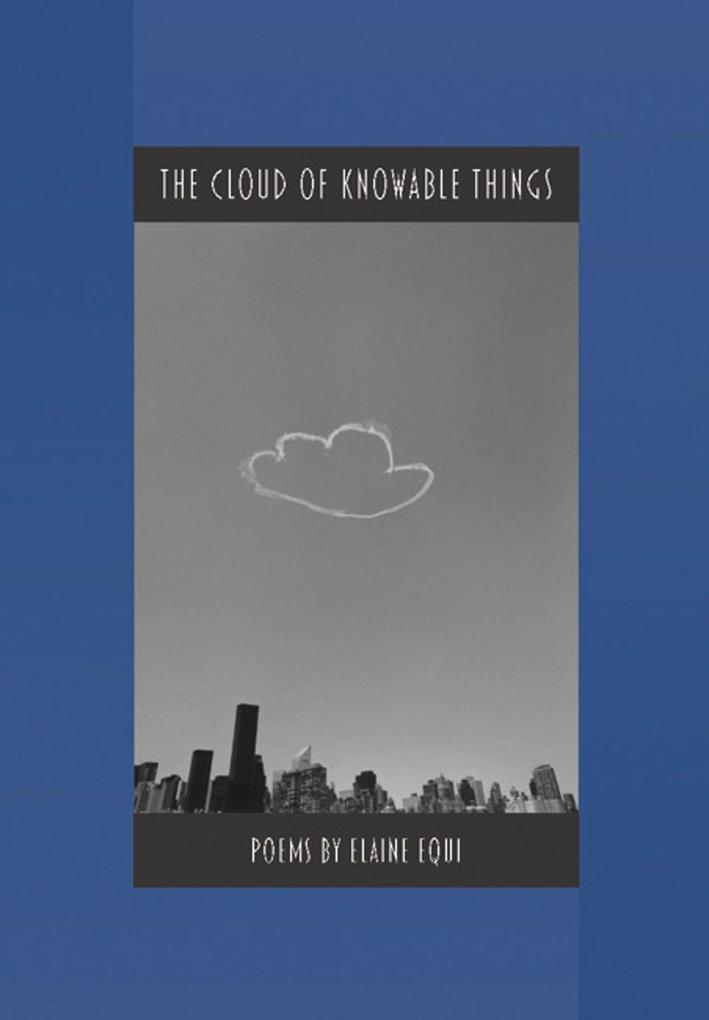 The Cloud of Knowable Things als Taschenbuch