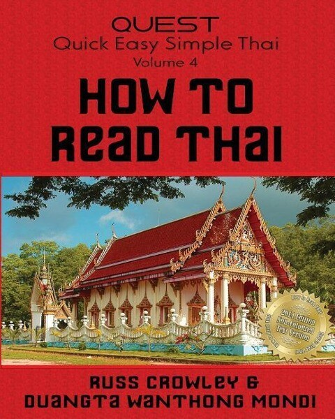 How to Read Thai: Non-Colour Version als Taschenbuch