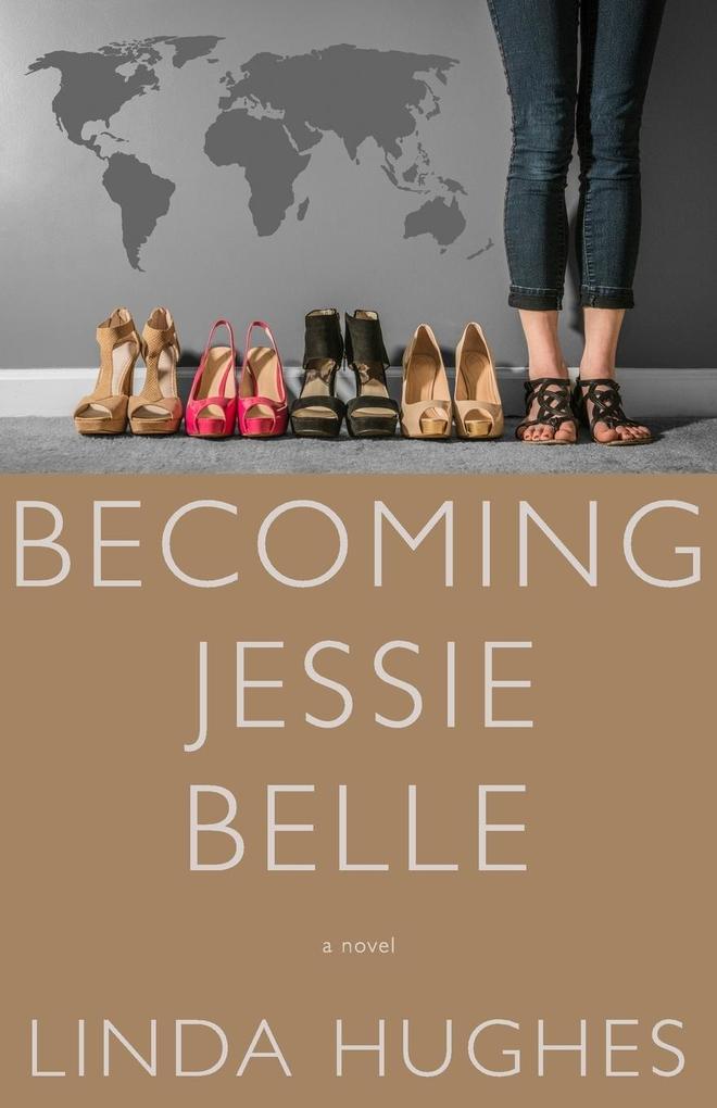 Becoming Jessie Belle als Taschenbuch