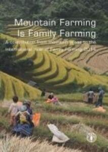 Mountain Farming is Family Farming als Taschenbuch