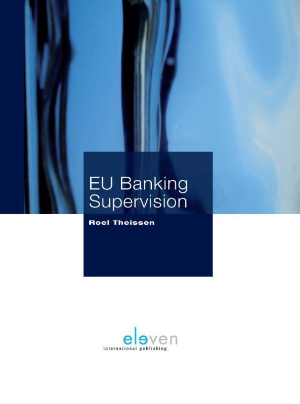 EU Banking Supervision als Buch (gebunden)