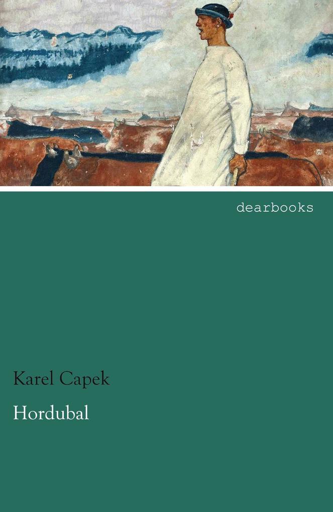 Hordubal als Buch (gebunden)