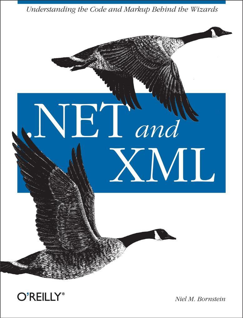 .NET & XML als eBook Download von Niel M. Borns...