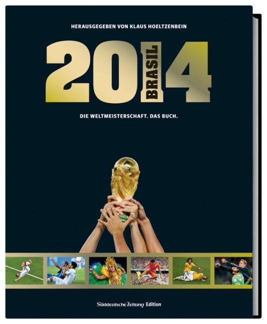 Brasil 2014 als Buch von