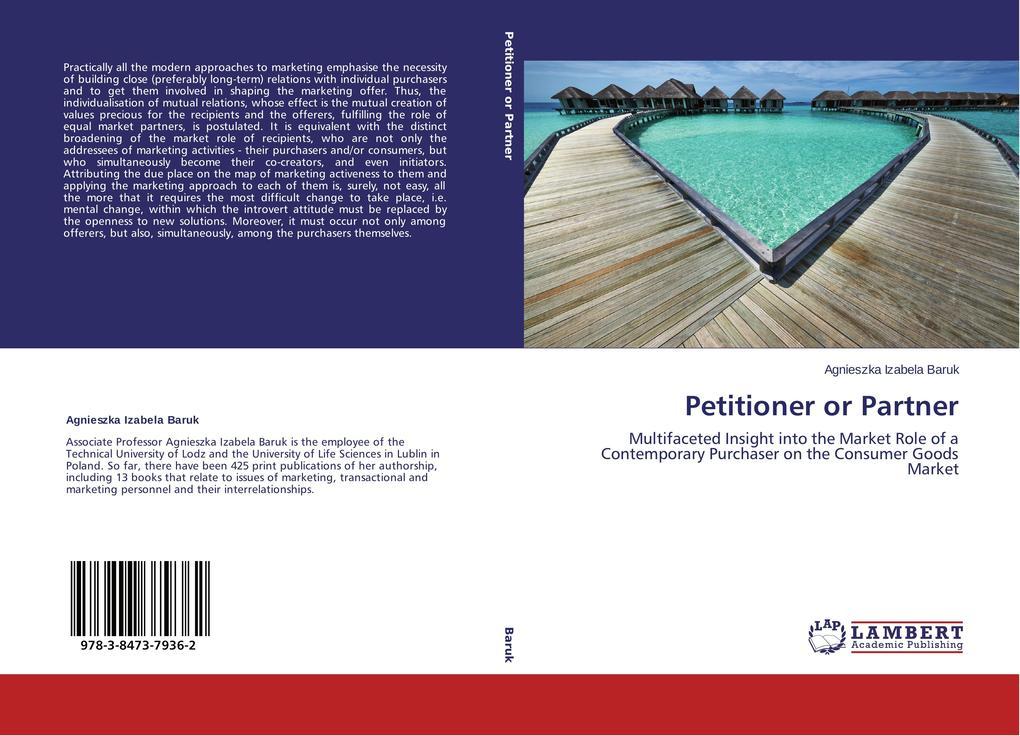 Petitioner or Partner als Buch (gebunden)
