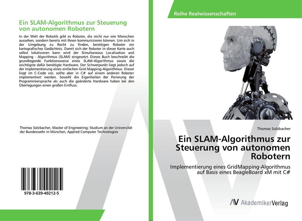 Ein SLAM-Algorithmus zur Steuerung von autonome...