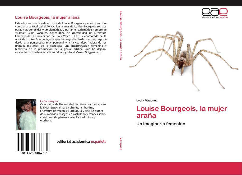Louise Bourgeois, la mujer araña als Buch (gebunden)