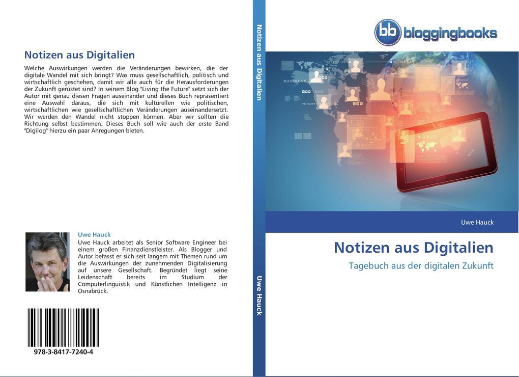 Notizen aus Digitalien als Buch (gebunden)
