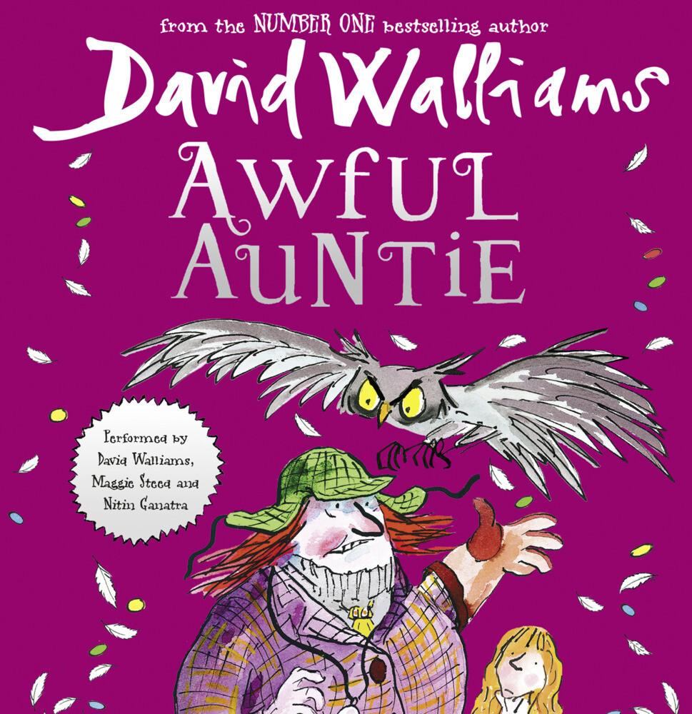 Awful Auntie als Hörbuch CD
