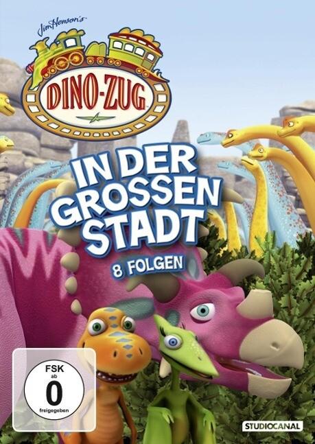 Dino-Zug als DVD