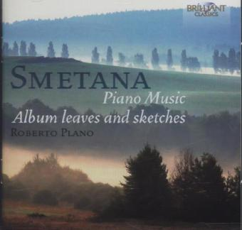 Piano Music-Album Leaves And Sketches