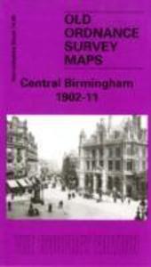 Birmingham 1902-11 als Blätter und Karten